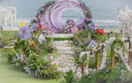 【艾卉婚礼】 和大自然有个约定