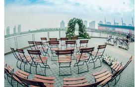 【喜堂婚礼】如意湖畔的浪漫简约婚礼风  普拉纳德国餐厅
