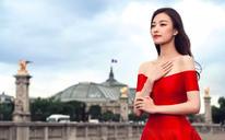 倪妮同款红色礼服 #SHINEMODA 星光#
