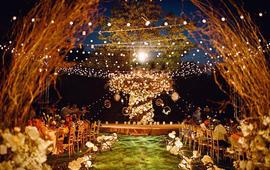 【蜜和】户外婚礼:秘密花园(含策划费)