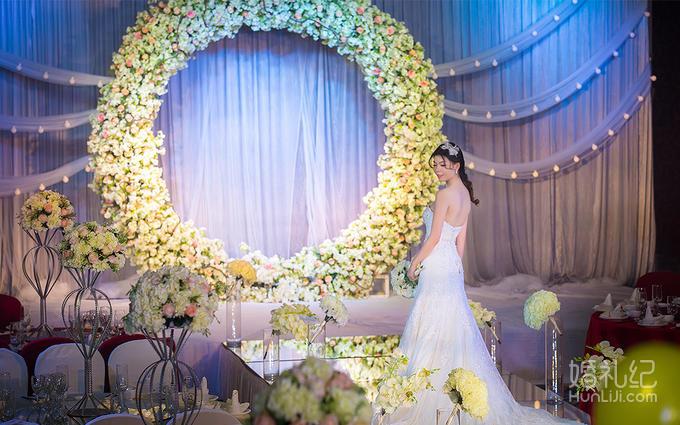 【金色百年】爱的定义——主题婚礼