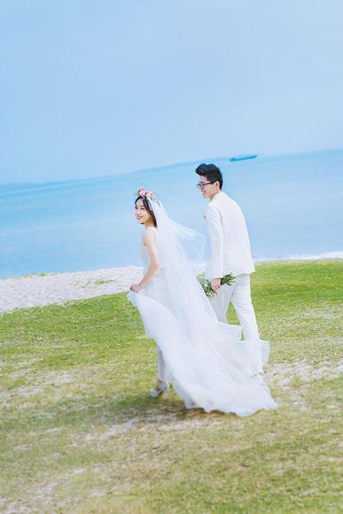 【客片分享】韩匠全球旅拍婚纱摄影-厦门站