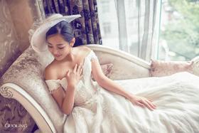 【新娘婚纱礼服】复古的感觉也是不错的哇,最近相当火呢