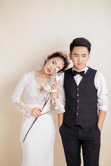 时尚婚纱照【1024摄影工作室】余丹夫妇