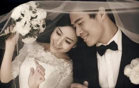 韩式婚纱摄影【时光印记】漫天的繁星就像一朵朵盛开的花