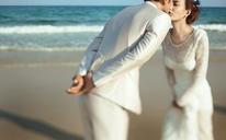 结婚季婚纱摄影-海景唯美浪漫系列
