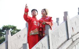 【罗曼蒂克】复古中式男女款完美搭配美美哒