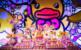 【蜜和】小黄鸭主题宝宝宴(含策划费)