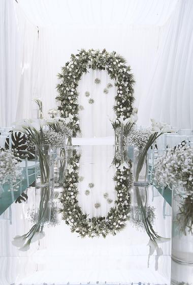 莱拉精致清新婚礼策划——【在第二天相恋】