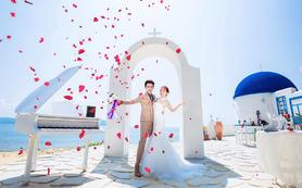 海天一线/城堡/婚礼现场/罗马柱/钢琴/超多主题
