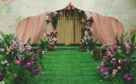 安妮塔婚礼馆 | 爱丽丝主题婚礼