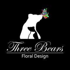 三只熊婚礼花艺