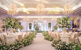 【摩卡婚礼】绿色小清新婚礼