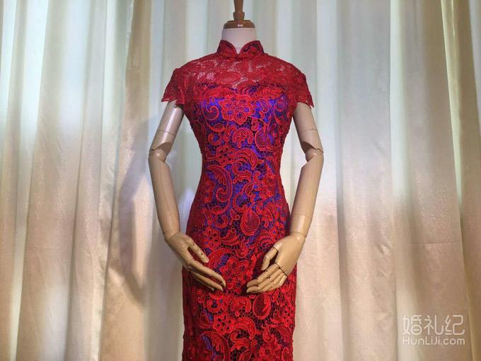 【罗曼蒂克】中式经典旗袍