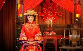 【罗曼蒂克】中式裙褂秀禾服龙凤褂