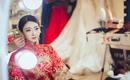 【美至造型】造型总监·张洁    婚礼全程跟妆