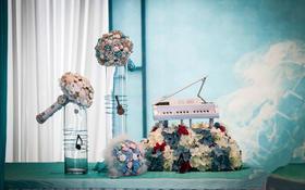 【西安铂斯特】-音乐之声创意主题婚礼