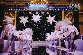 8799元套餐      经典简约婚礼案列展示
