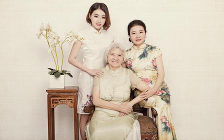 【美范摄影】全家福-杂志封面级摄影师拍摄