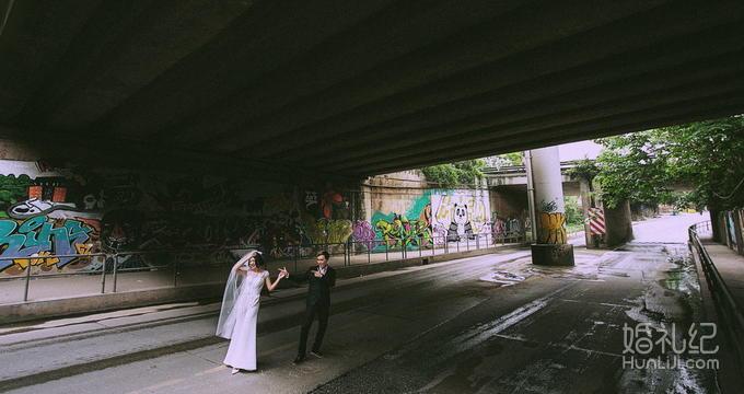 【秋田映像】  城市旅拍  一对一拍摄