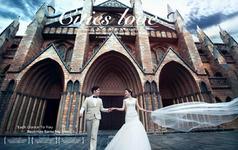 双影像❤城堡欧式婚纱摄影