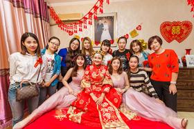 """鹿泉婚礼摄影,也是我""""亲妹妹""""的婚礼,哈哈"""