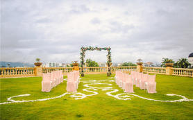 """海韵度假酒店""""午后的花园""""婚礼套餐"""