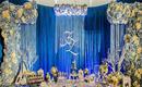 蓝色古香--梓塘婚礼室内