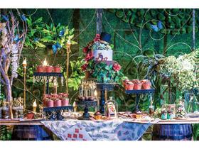 【珍妮罗曼新概念婚礼--日光森林系婚礼布置】