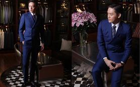 【MSY男士】韩版品质西服套装(送衬衣领结套)