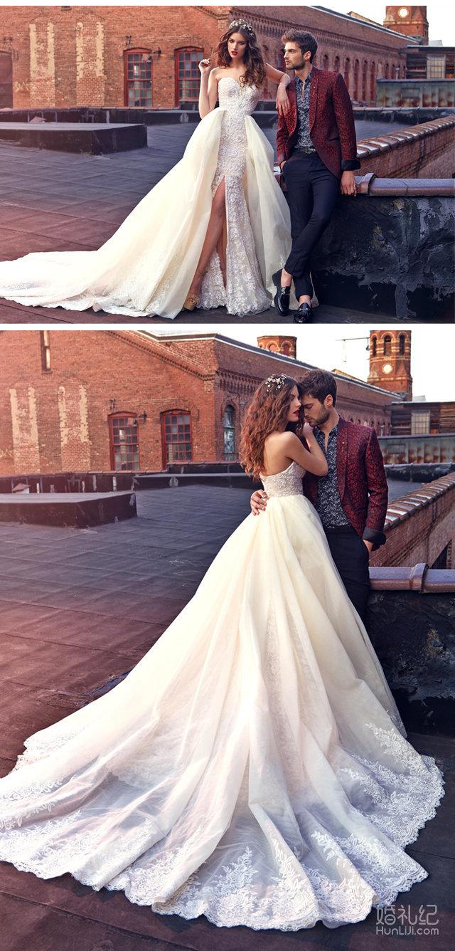 MarryMe GRACE系列婚纱定制