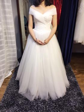 〔初心-LOVE〕婚纱礼服韩版显瘦款