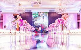 【人气爆款】电子屏时尚婚礼套系