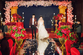 【小新婚礼视觉】单机-瑞河酒店 可爱的眉山新娘