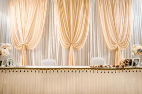 【好日子婚礼】紫金楼浪漫香槟系婚礼