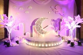 《美安淇创意婚礼定制》仙气满满的婚礼