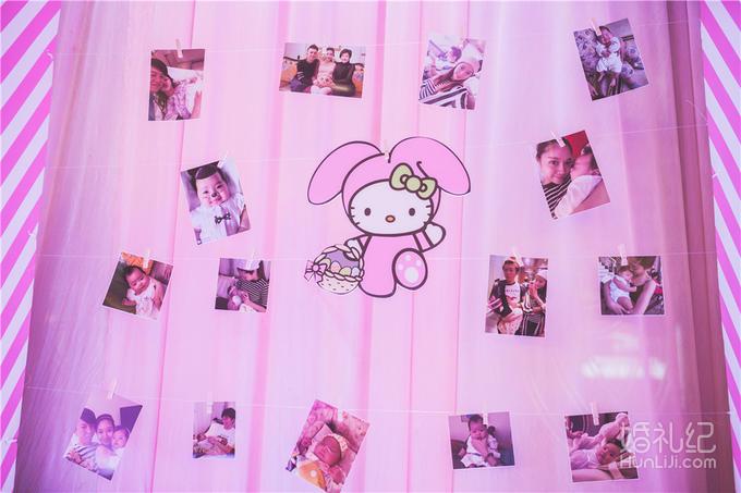 温馨邂逅 | 卡通KITTY|粉色