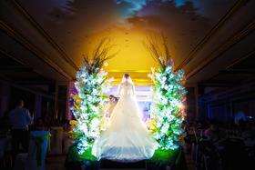 欧亚会展国际酒店— TX 森森的爱主题婚礼