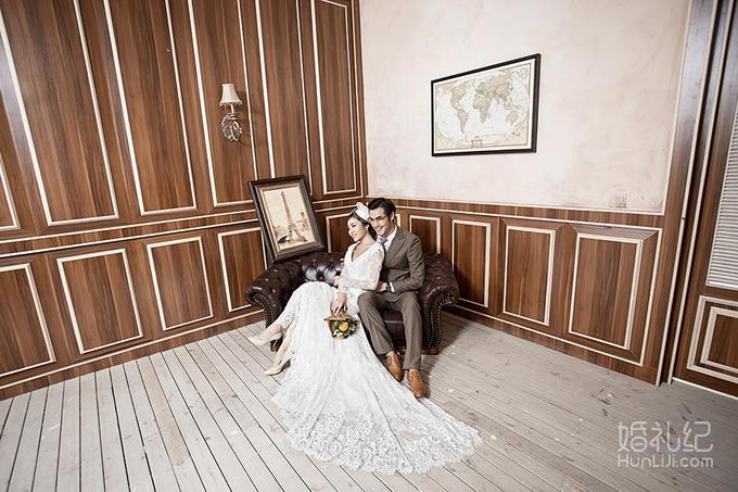 【疯影社摄影】韩式婚纱风格【一对一】