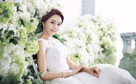 【盈致】+【人气爆棚】+5件婚纱礼服伴娘服跟妆