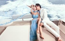 特惠)双人机票+4天星级酒店+豪华游艇等18外景