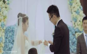 超感人的纳帕美景庄园婚礼  三机位+摇臂+长片