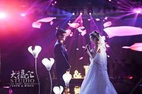 大摄汇首席唯美婚礼摄影师作品