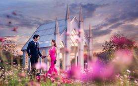 【爱斐堡婚纱摄影】----外景+内景春季热拍