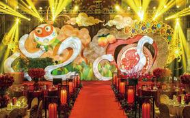 珍妮罗曼新中式婚礼--最炫中国风!!!