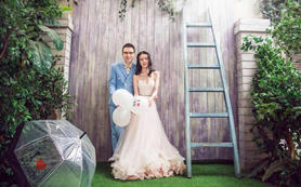 昵品摄像单机位婚礼 幸福就是这么简单