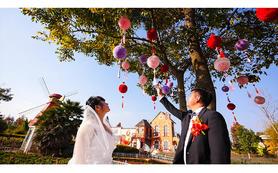 鲸鱼微电影单机位婚礼跟拍