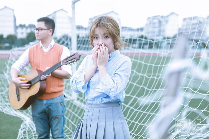 【菲心客片】爆款婚纱— 青春舞曲
