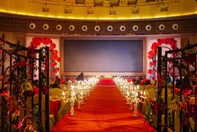 【图朵婚礼】复古婚礼布置现场 | 玫瑰人生