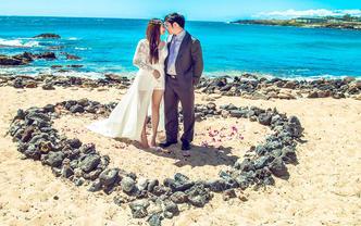 【HAWAII】夏威夷七天六夜蜜月旅拍